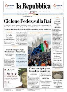 la Repubblica - 3 Maggio 2021