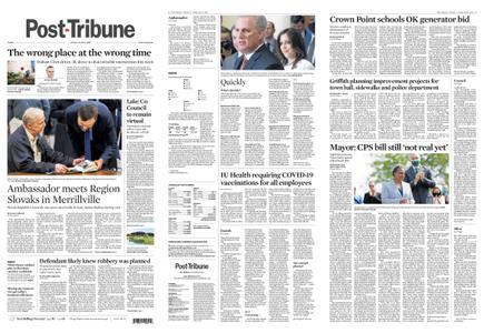Post-Tribune – June 04, 2021
