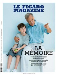 Le Figaro Magazine - 22 Mars 2019