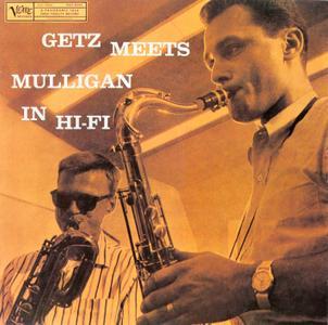 Stan Getz & Gerry Mulligan - Getz Meets Mulligan In Hi-Fi (1957) {Verve--DCC Jazz, GZS-1074 rel 1995}