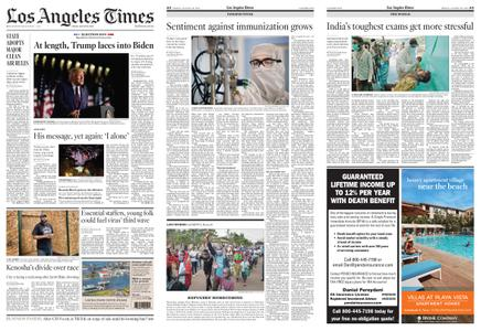 Los Angeles Times – August 28, 2020