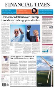 Financial Times USA - November 3, 2020