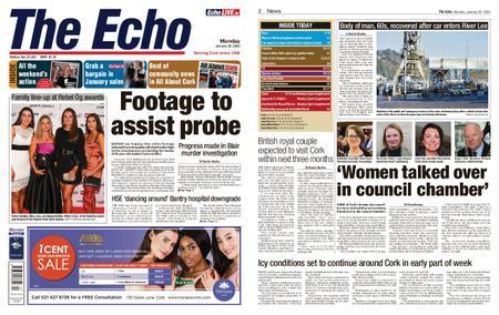 Evening Echo – January 20, 2020