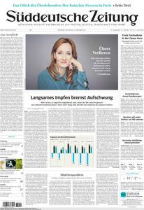 Süddeutsche Zeitung  - 13 Oktober 2021