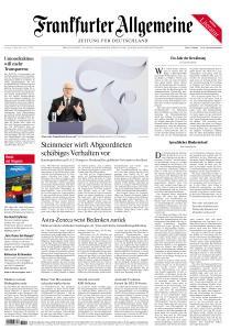 Frankfurter Allgemeine Zeitung - 13 März 2021