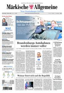 Neue Oranienburger Zeitung - 07. Februar 2019