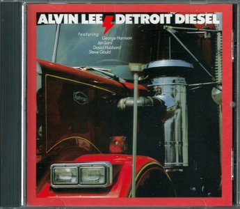 Alvin Lee - Detroit Diesel (1986) {1992, Reissue} Re-Up