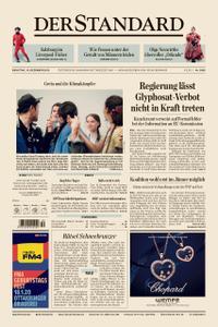 Der Standard – 10. Dezember 2019