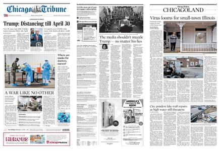 Chicago Tribune – March 30, 2020
