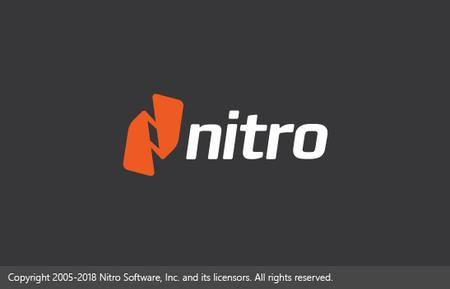 Nitro Pro Enterprise 12.11.0.509 Portable