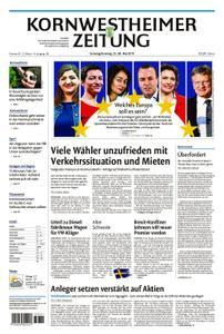Kornwestheimer Zeitung - 25. Mai 2019