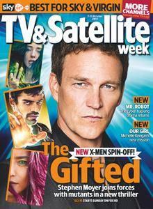 TV & Satellite Week - 07 October 2017