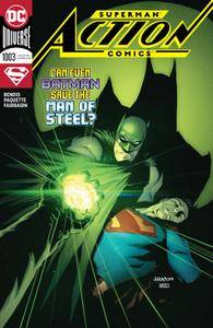 Action Comics 1003 2018 3 covers Digital Zone