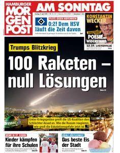 Hamburger Morgenpost - 15. April 2018