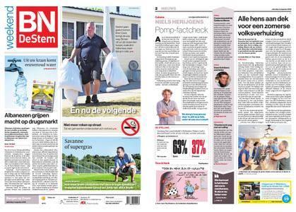 BN DeStem - Bergen op Zoom – 04 augustus 2018