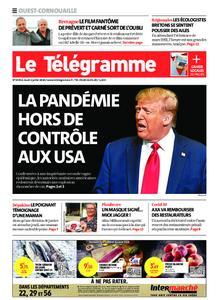 Le Télégramme Ouest Cornouaille – 02 juillet 2020