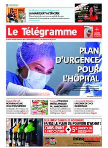 Le Télégramme Auray – 21 novembre 2019
