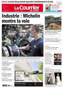 Le Courrier de l'Ouest Angers – 23 avril 2020