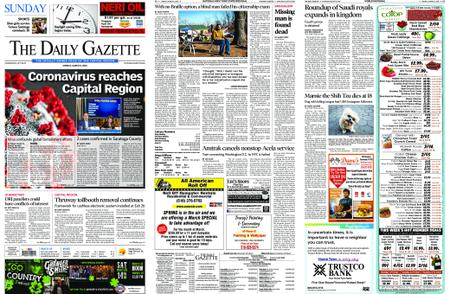 The Daily Gazette – March 08, 2020