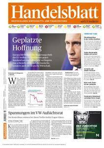 Handelsblatt - 09. November 2015