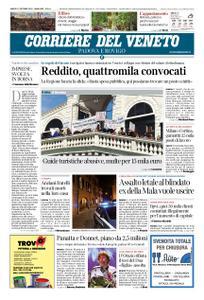 Corriere del Veneto Padova e Rovigo – 12 ottobre 2019