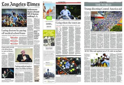 Los Angeles Times – July 17, 2019