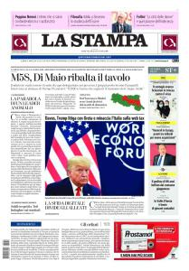 La Stampa Torino Provincia e Canavese - 22 Gennaio 2020