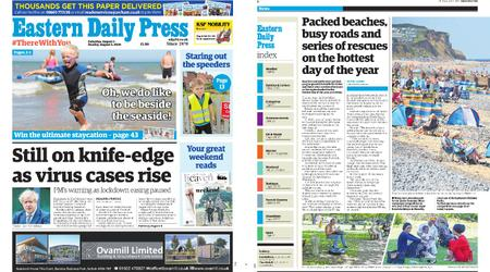 Eastern Daily Press – August 01, 2020