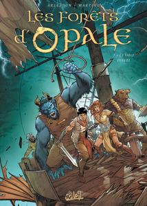 Les Forêts d'Opale - Tome 11 - La Fable Oubliée