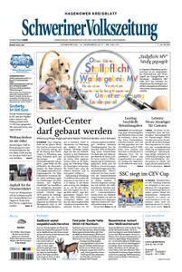 Schweriner Volkszeitung Hagenower Kreisblatt - 14. Dezember 2017