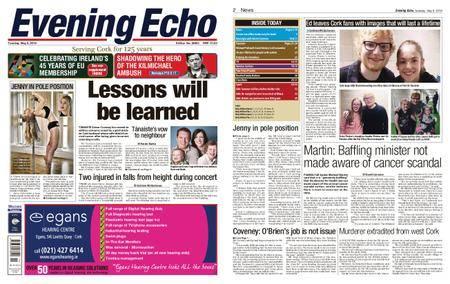 Evening Echo – May 08, 2018