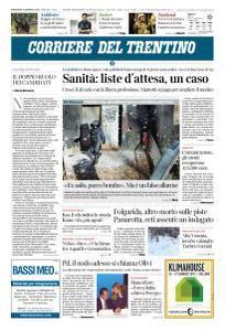 Corriere del Trentino - 24 Gennaio 2018