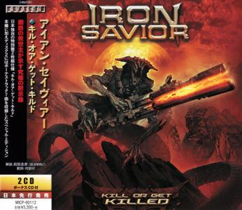 Iron Savior - Kill Or Get Killed (2019) [Japanese edition]
