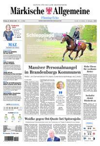 Märkische Allgemeine Fläming Echo - 22. Oktober 2018