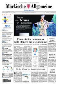 Märkische Allgemeine Dosse Kurier - 28. Dezember 2018