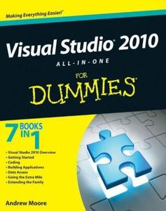 Visual Studio 2010 All-in-One For Dummies (Repost)