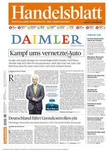 Handelsblatt - 14. September 2015