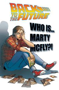 IDW-Back To The Future Who Is Marty Mcfly 2020 Hybrid Comic eBook