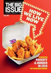 The Big Issue - May 27, 2019