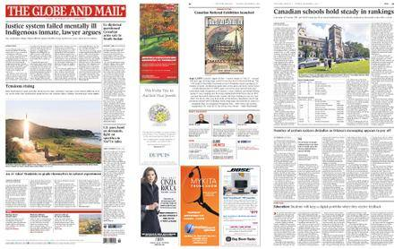 The Globe and Mail – September 05, 2017