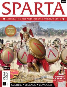 All About History: Book of Sparta – January 2021