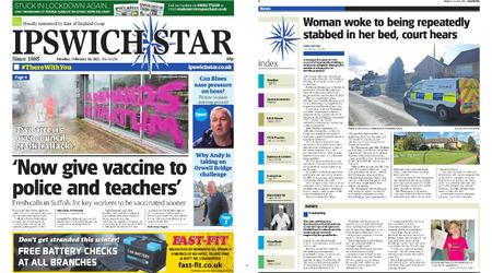 Ipswich Star – February 16, 2021