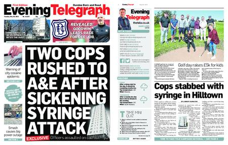 Evening Telegraph First Edition – May 28, 2019
