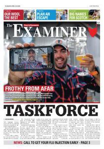 The Examiner - April 2, 2020