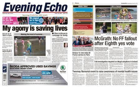 Evening Echo – May 30, 2018