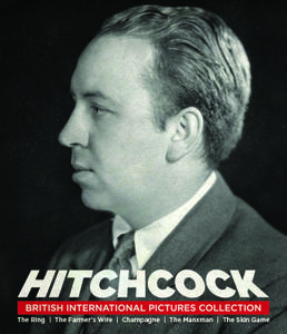 Hitchcock: British International Pictures Collection (1927-1931)