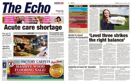 Evening Echo – October 07, 2020