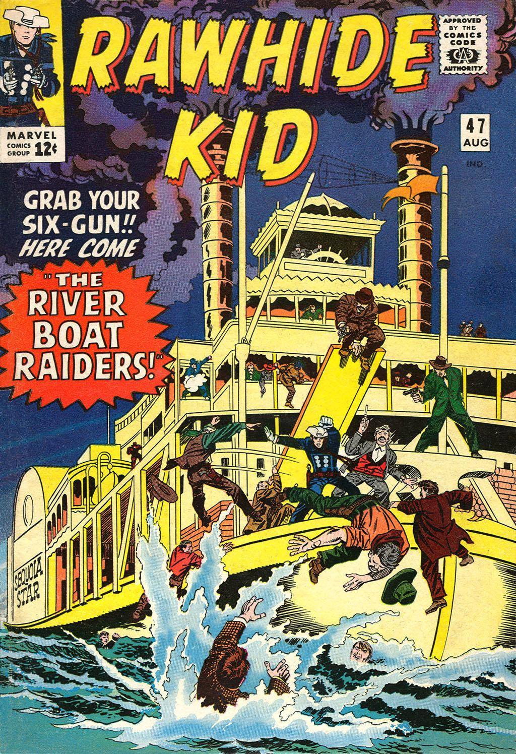 Rawhide Kid v1 047 1965
