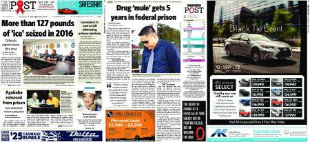 The Guam Daily Post – October 26, 2017