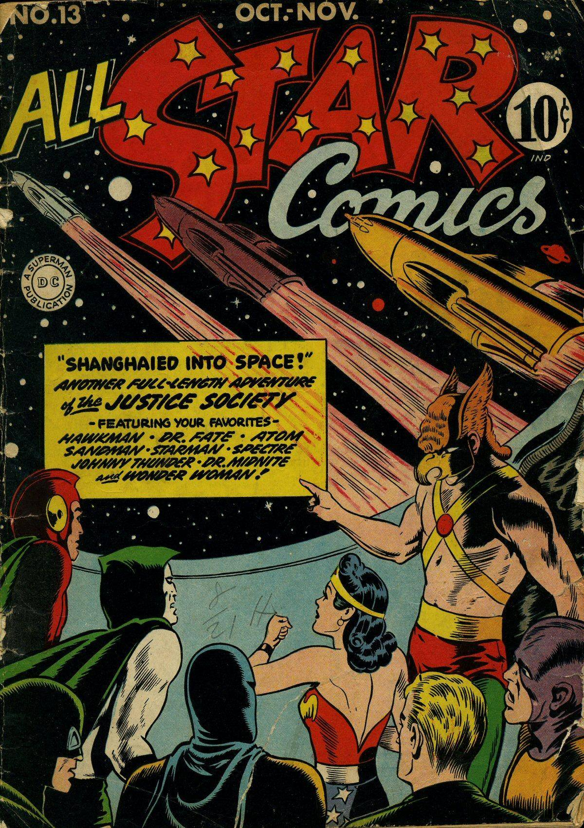 All-Star Comics 013 1942